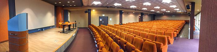 Salle à louer : auditorium