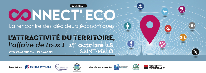 Connect'Eco, le rdv des décideurs économiques à Saint-Malo