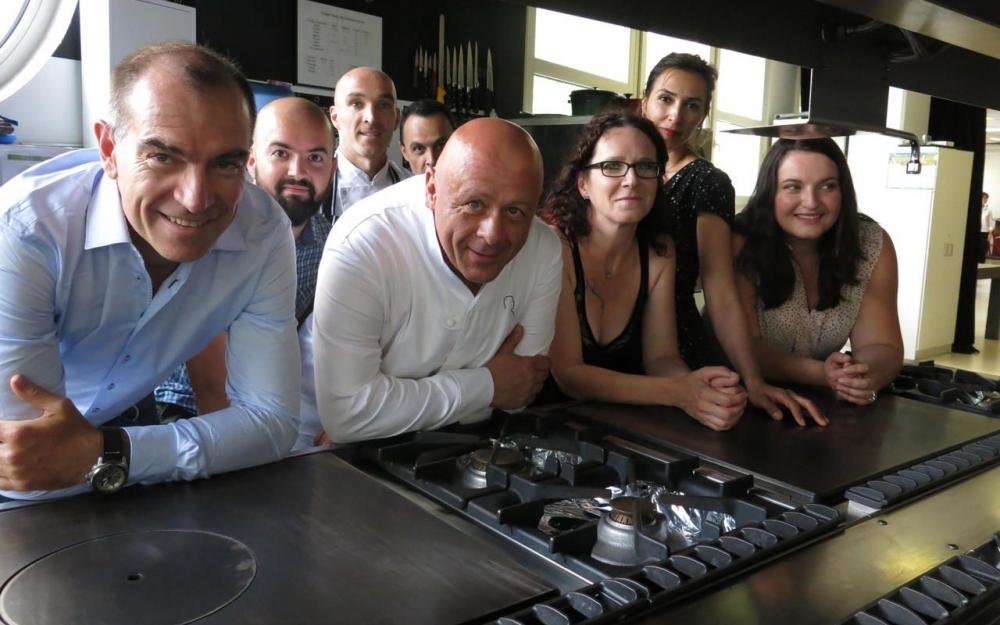 Cuisine Mode d'Emploi(s) s'installe à Rennes pour une session de formation CQP Commis de cuisine