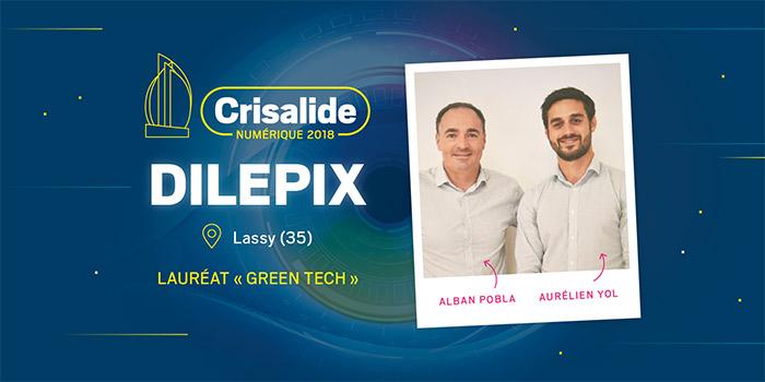 Lauréat Crisalide numérique 2018 : Dilepix