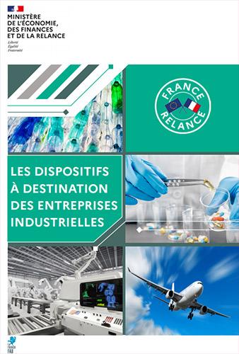 France Relance : les dispositifs à destination des entreprises industrielles