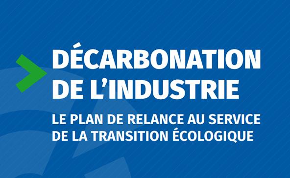Guide décarbonation de l'industrie - Plan de relance