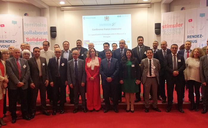 Les opportunités d'échanges entre le Maroc et la Bretagne