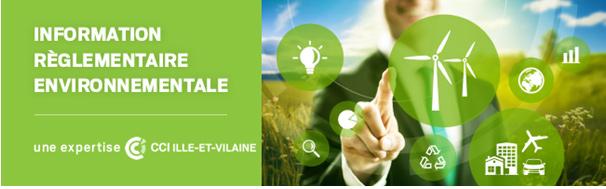 Newsletter Information réglementaire et environnementale