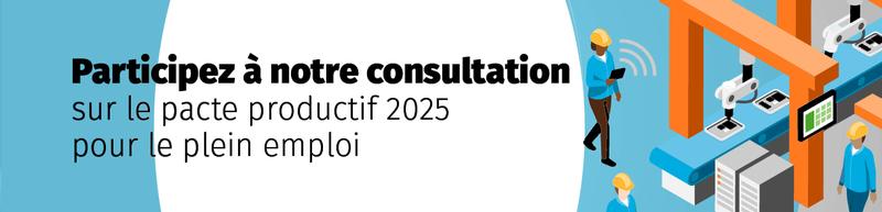 Pacte  plein emploi 2025