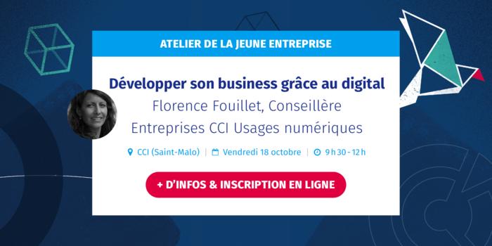 Développer son business grâce au digital