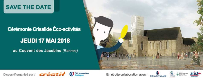 Cérémonie de remise du Concours Crisalide Eco-activités