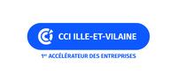 Logo CCI Ille-et-Vilaine