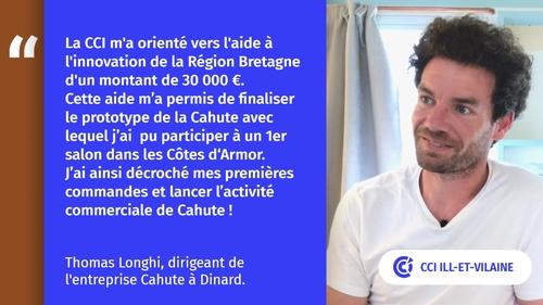 Cahute : unique en France, sa Tiny House attire les financements