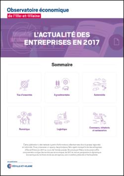 Actualités des entreprises bretilliennes en 2017