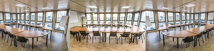 Salle à louer : salle de réunion Saint Malo