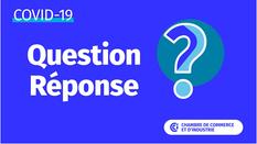 Covid-19 : questions/Réponses