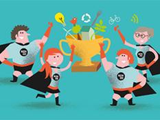 Trophées bretons du développement durable : 5 porteurs de projet récompensés