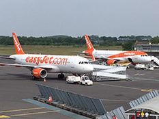 EasyJet poursuit son développement sur l'aéroport Rennes Bretagne avec une 4ème destination : Toulouse