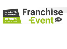 "Salon ""Franchise Event"" du 24 au 26 septembre 2018"