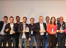 Lauréats Crisalide numérique 2018