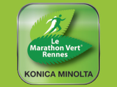 La CCI Ille-et-Vilaine est partenaire de la 7ème édition du Marathon Vert Konica Minolta le 22 octobre 2017.