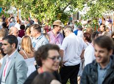 Vous étiez 700 chefs d'entreprises, collaborateurs d'entreprise et partenaires à la soirée PLEIN AIR 2017