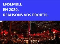 Soirée des voeux 2020