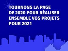 Très bonne année 2021 !