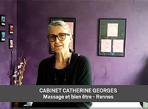 Témoignage créateur d'entreprise : Cabinet Catherine Georges