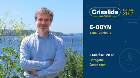 E-Odyn, lauréat Crisalide numérique 2017