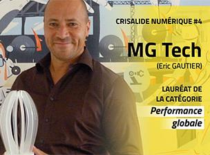 Eric Gautier - MG Tech