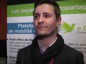 Alexandre Fournier - Mobility Tech Green
