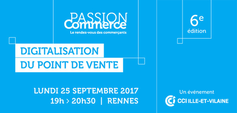 Passion commerce : digitalisation de votre point de vente