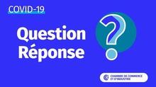 Covid-19 : question/réponse