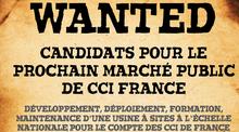 Marché public : CCI France recherche candidat