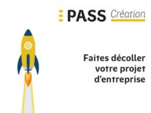 Pass création : faîtes décoller votre projet d'entreprise