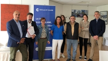 Signature d'une charte en faveur d'un plan de relance du commerce de Rennes Métropole
