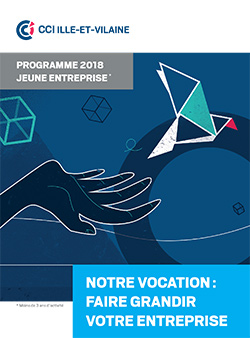 Programme 2018 Jeune Entreprise (- 3 ans d'activités)